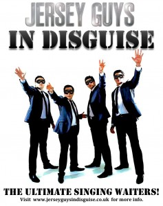 Jersey Guys In Disguise - Logo 1